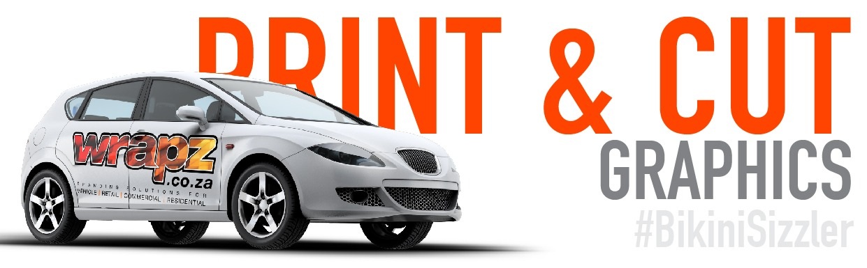 Print & Cut car branding by Wrapz
