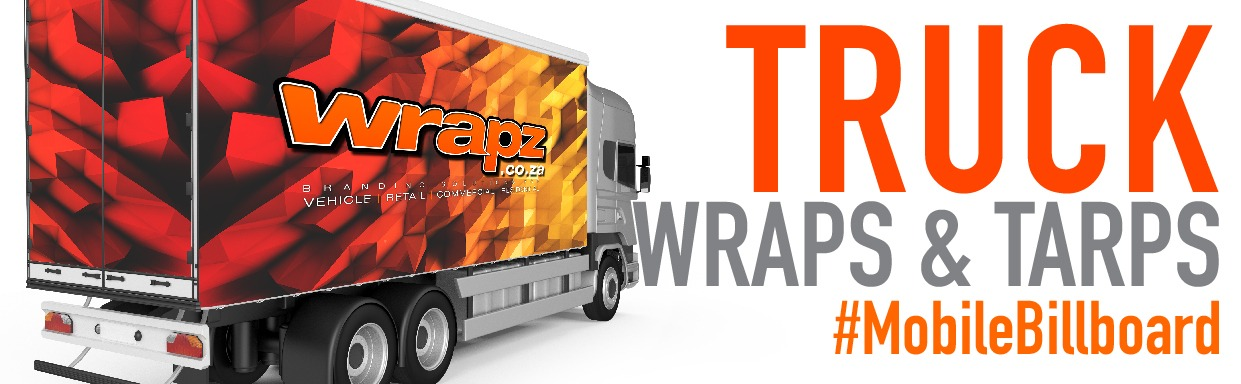 Car Wrap - Truck wrap rigid body and truck tarp curtains